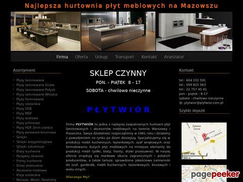 Usługi stolarskie Warszawa